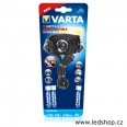 LED čelovka VARTA Indestructible 1W (VARTA 17731)